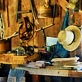 Susan Savad - Old Wood Shop