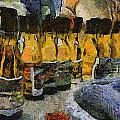 Thomas Woolworth - Olive Oil Bottles Photo...