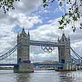 David Birchall - Olympic Rings on Tower...