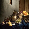 Levin Rodriguez - Opulent Still Life with...