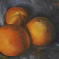 Timi Johnson - Oranges No. 2