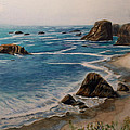 Carol Oberg Riley - Oregon Coast