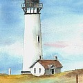 David Patrick - Oregon Light house