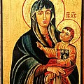 Ryszard Sleczka - Our Lady of Cieszyn Icon