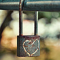 Gynt - Padlock with heart