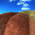 Bob Christopher - Painted Hills Blue Sky 2