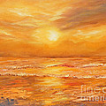 Alina Martinez-beatriz - Palette Sunset