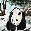 Patricia Novack - Panda On Ice