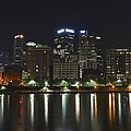 Frozen in Time Fine Art Photography - Panoramic Pittsburgh
