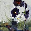 Chris  Saper - Pansies