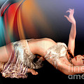 Barbara D Richards - Conjouring Belly Dancer