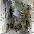 Evie Carrier - Paris Street View