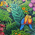 Drinka Mercep - Parrots Jungle Love Scene
