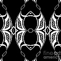 Drinka Mercep - Pattern Black and White...