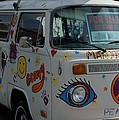 Peace and Love Van
