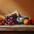 Dan Petrov - Peaches and Grape