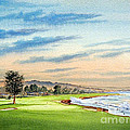Bill Holkham - Pebble Beach Golf Course...