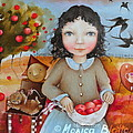 Monica Blatton - Pinafore Full Of Apples