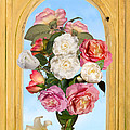 Levin Rodriguez - Pink Roses and White...