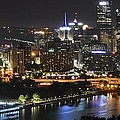Frozen in Time Fine Art Photography - Pittsburgh Three Rivers...