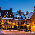 Dawna  Moore Photography - Place Royale Quebec City...