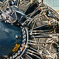 Paul Ward - Plane Engine Close Up