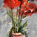 Daliana Pacuraru - Poppies in Red flame