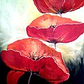 Michelle Pope - Poppies