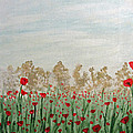 Holly Saatzer - Poppy Field