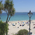 Terri  Waters - Porthminster Cornwall