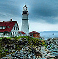 Carolyn Fletcher - Portland Head Light