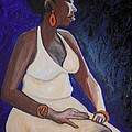 Esther Newman-Cohen - Portrait of an Ethiopian...