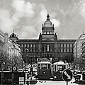 Christine Till - Prague Wenceslas Square...