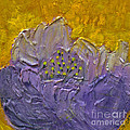 Alison Caltrider - Purple Flower