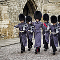 Queens Guard by Heather Applegate