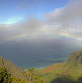 Norman Blume - Rainbow Kalalau Valley