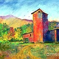 Bruce Schrader - Red Barn