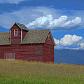 Glenn Barclay - Red Barn