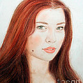 Jim Fitzpatrick - Red Hair and Blue Eyed...