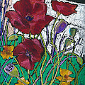 Toshiko Tanimoto - Red Poppies
