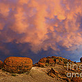 Bob Christopher - Red Rock Coulee Sunset 2