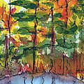 Shelley Bain - Reflections of Fall