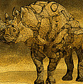 Jack Zulli - Rhino - Abstract