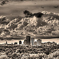 Tim Buisman - Rochester NY Skyline in...