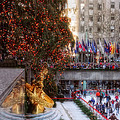 Joann Vitali - Rockefeller Center...