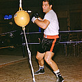 Rocky Marciano Training by Retro Images Archive