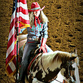 Stephen Stookey - Rodeo Cowgirl