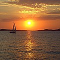 Steve Kearns - Sailing Boat in Ibiza...