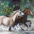 Karen Kennedy Chatham - Salt River Horseplay