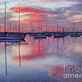 Lianne Schneider - San Diego - Sailboats at...